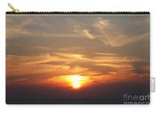 Bosphorus Sunset Marmara Sea Carry-all Pouch