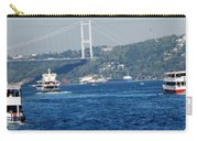 Bosphorus Traffic Carry-all Pouch