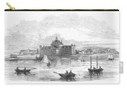 Boston: Almshouse, 1852 Carry-all Pouch
