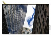 Boston Blue Sky And Stone Carry-all Pouch