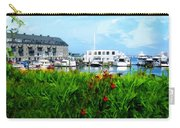 Boston Scene- Boston City Art Carry-all Pouch