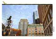 Boston Downtown Carry-all Pouch by Elena Elisseeva