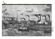Boston: Iron Foundry, 1876 Carry-all Pouch