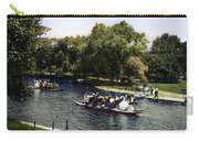 Boston: Swan Boats, C1900 Carry-all Pouch