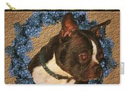 Boston Terrier Love Carry-all Pouch