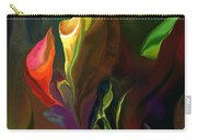 Botanical Fantasy 121211 Carry-all Pouch