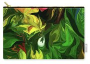 Botanical Fantasy 122511 Carry-all Pouch
