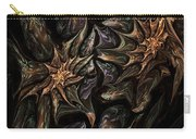 Botanical Fantasy 123011 Carry-all Pouch
