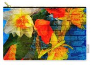 Botanical Graffiti  Carry-all Pouch