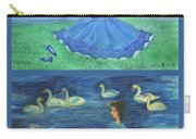 Both Swan Lake Readers Carry-all Pouch