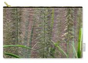Bottle Brush Grass Carry-all Pouch