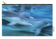 Bottlenose Dolphins Swimming Hawaii Carry-all Pouch