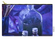 Bottles Of Perfume Essence  Carry-all Pouch