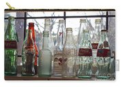Bottles On The Shelf Carry-all Pouch