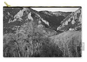 Boulder Colorado Front Range Ncar View Carry-all Pouch