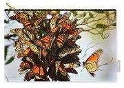 Bouquet Of Butterflies Carry-all Pouch
