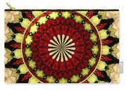 Bouquet Of Roses Kaleidoscope 5 Carry-all Pouch
