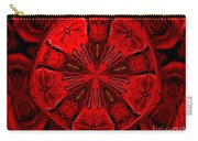 Bouquet Of Roses Kaleidoscope 6 Carry-all Pouch
