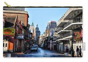 Bourbon Street By Day Carry-all Pouch