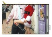 Bourbon Street In Daylight - Santa's Helper Carry-all Pouch