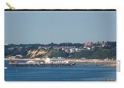 Bournemouth Pier In Dorset Carry-all Pouch