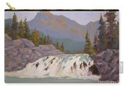 Bow Falls Banff Carry-all Pouch