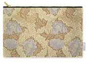 Bower Wallpaper Design Carry-all Pouch
