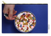 Bowl Of Pills Carry-all Pouch