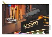 Bowlmor Lanes At Times Square Carry-all Pouch
