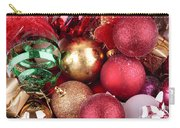 Box Of Christmas Decorations  Carry-all Pouch