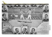 Boxing: American Champions Carry-all Pouch