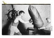 Boxing: Bat Nelson, 1920 Carry-all Pouch