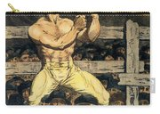 Boxing Champion, 1790s Carry-all Pouch