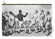 Boxing: Cribb V. Molineaux Carry-all Pouch
