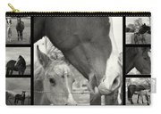 Boy Meets Horse Carry-all Pouch
