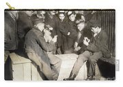 Boys Playing Poker, 1909 Carry-all Pouch