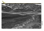 Braided River Carry-all Pouch