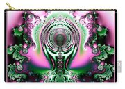 Brain Power Full Of Ideas Fractal 117 Carry-all Pouch