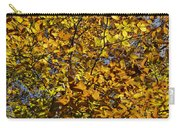 Branches Of Gold Carry-all Pouch