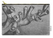 Branching Coral Carry-all Pouch