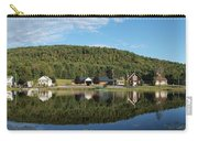 Brant Lake Reflections Carry-all Pouch