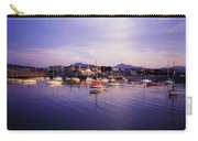 Bray Harbour, Co Wicklow, Ireland Carry-all Pouch