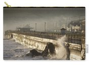 Bray Promenade, Bray, County Wicklow Carry-all Pouch