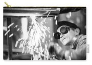Brazil: Welder, 1961 Carry-all Pouch