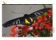 Brazilian Moth Carry-all Pouch