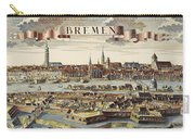 Bremen, Germany, 1719 Carry-all Pouch