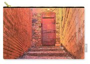 Old Stairs - Bisbee Az Carry-all Pouch