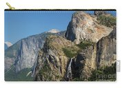Bridal Veil In The Distance Carry-all Pouch