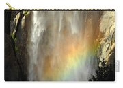 Bridal Veil Rainbow Carry-all Pouch
