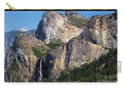 Bride At Yosemite Carry-all Pouch